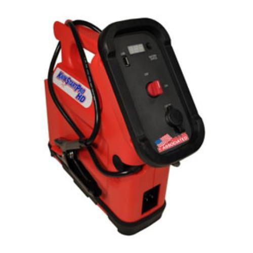 Associated Equipment KS400 12V 360Cca Kwickstart Hd Pro