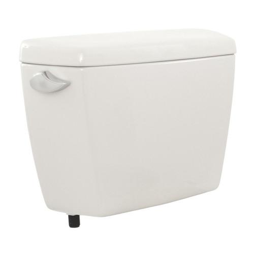TOTO ST743S-01 Drake Round Toilet Tank (Cotton White)