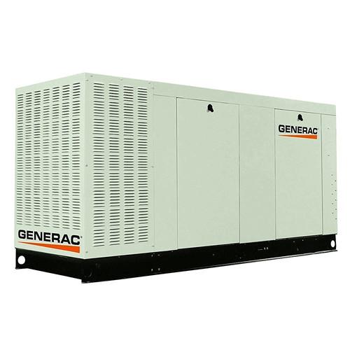 Generac QT07068C Commercial 70kW 1,800 RPM Aluminum Enclosure Generator (SCAQMD Compliant)