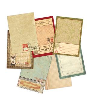 7 Gypsies Vintage Journal Pages