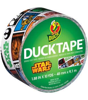 Duck Tape Star Wars
