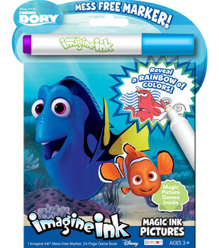 Disney Finding Dory Imagine Ink Magic Ink Pictures