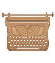 Spellbinders Shapeabilities Typewriter In'spire Die, , hi-res