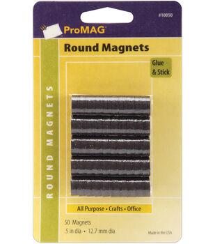 Magnum Magnetics Pro Mag Round Magnets (50) .5