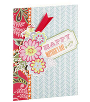 Anna Griffin Card Kit Birthday For My Mom Caravandrea, , hi-res