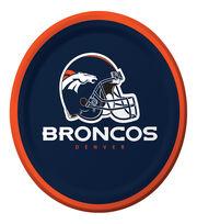 Denver Broncos NFL Luncheon Plate, , hi-res
