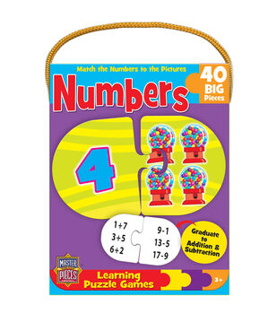 Mini Learning Games 40 Pieces-Counting