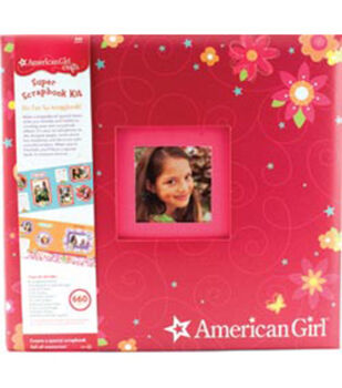 American Girl Super Scrapbook Kit