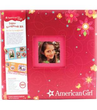 American Girl Super Scrapbook Kit