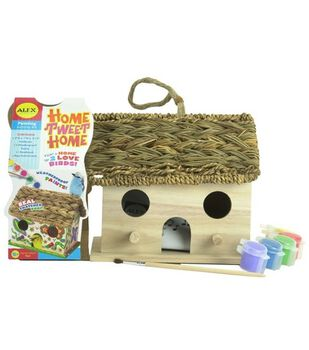 Alex Toys Alex Home Tweet Home Birdhouse Kit