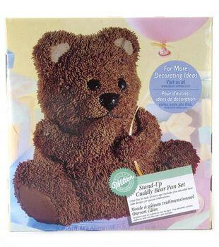 Wilton® Stand Up Cuddly Bear Cake Pan Set