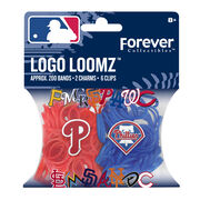 Forever Collectibles Logo Loomz Filler Pack Philadelphia Phillies, , hi-res