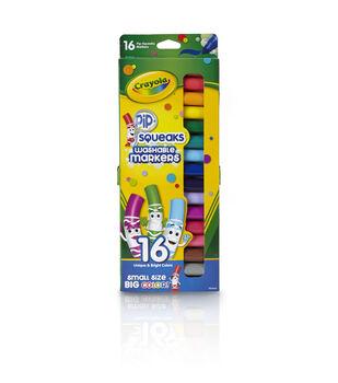 Crayola 16Ct Pip Squeak Markers