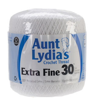 Aunt Lydia's Extra Fine Crochet Threads