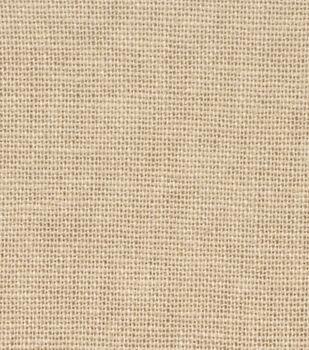 Jaclyn Smith Upholstery Fabric-Jigsaw /Linen