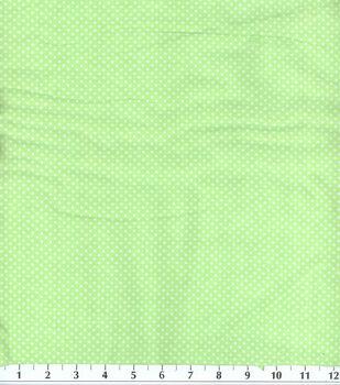 Snuggle Flannel Fabric Polka Dot