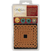Spellbinders Nestabilities Dies-Classic Scallop Square Small, , hi-res