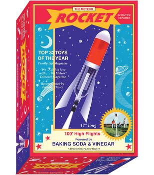 Scientific Explorers Meteor Rocket Kit