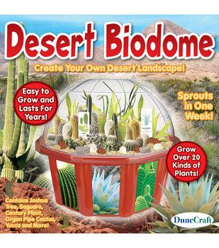 Desert Biodome Terrarium