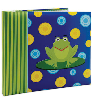 "3D Scrapbook 12""x12-Frog"