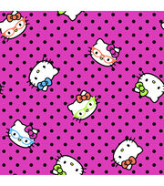 Licensed Mock Smock - Hello Kitty Neon Ruffle, , hi-res
