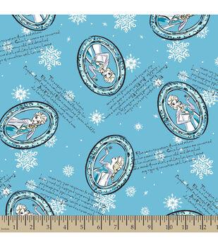 Disney Frozen Elsa Framed Cotton