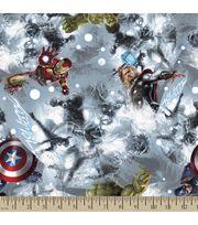 Marvel Avengers Sketch Cotton Fabric, , hi-res
