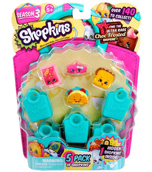 Shopkins™ Series 3- 5 Pack