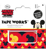 Mickey Accent Tape, , hi-res
