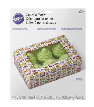 Wilton® Cupcake Box 2PK-Cupcake Heaven