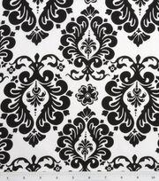 Keepsake Calico™ Cotton Fabric-White Damask, , hi-res