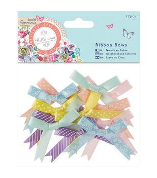 Papermania Bellissima Large Ribbon Bows