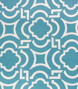 Solarium Outdoor Fabric-Carmondy Turquoise