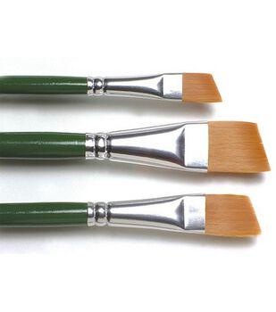 One-Stroke Brush Set-3pc