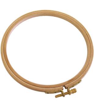 """4"""" German Hand Or Machine Embroidery Hoop-"""