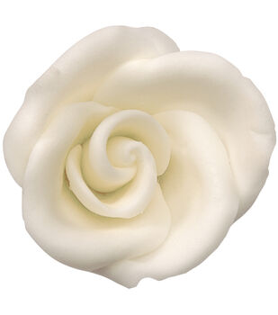 Wilton® Medium Icing Rose-White