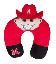 University of Nebraska NCAA Neck Pillow, , hi-res