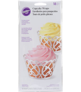 Wilton® Cupcake Wrap Pink Party
