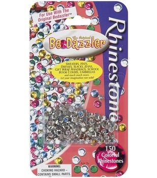 The Original BeDazzler Rhinestone Refills-Color