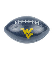 West Virginia University NCAA Foam Football, , hi-res