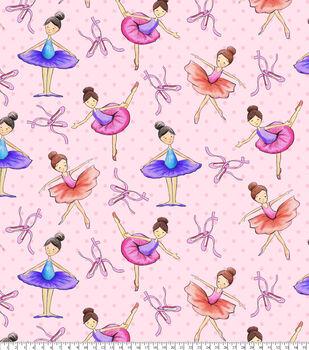 Anti-Pill Fleece Fabric-Ballerinas & Slippers