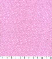 Keepsake Calico™ Cotton Fabric-Etchings Vine Pink, , hi-res