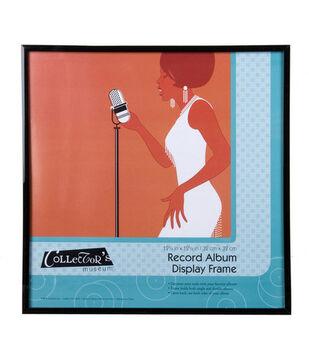 multipurpose record album frame