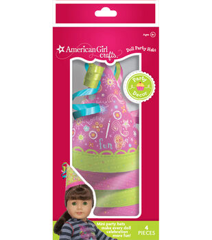 American Girl Doll Party Hats