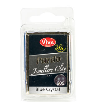 Viva Decor- PARDO Jewelry Clay 56g-Blue Quartz