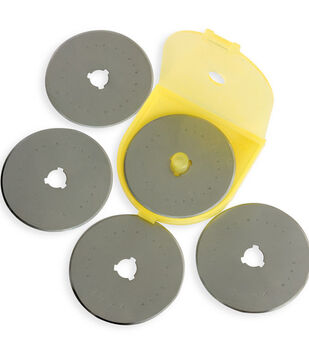 Olfa Rotary Blade Refill 60 mm 5 per Package