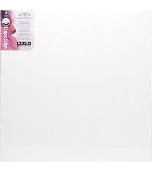"Artists Quality Deep Edge Stretched Canvas-24""X24"""