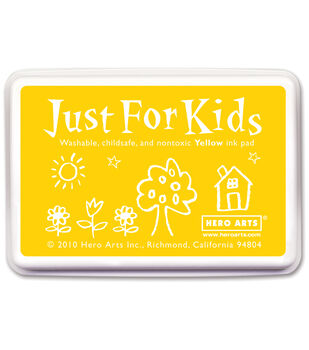 Hero Arts Just For Kids Inkpad-Yellow
