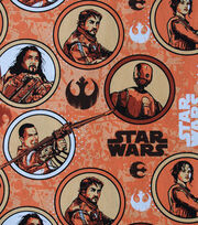 Star Wars Rogue Cotton Fabric 44''-One Rebel Circles, , hi-res