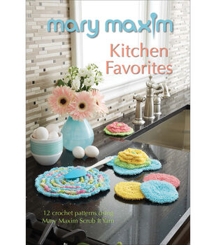 Mary Maxim Books Scrub It